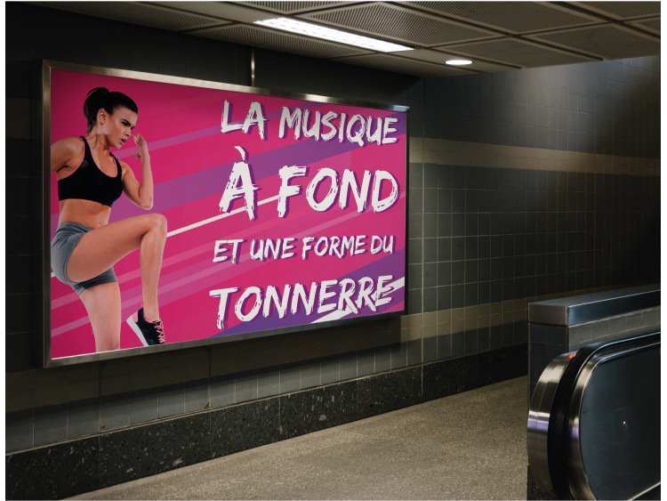 Affiches grand format (Format Libre)