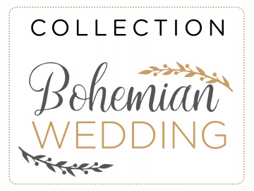 BELARTO  COLLECTION BOHEMIAN WEDDING