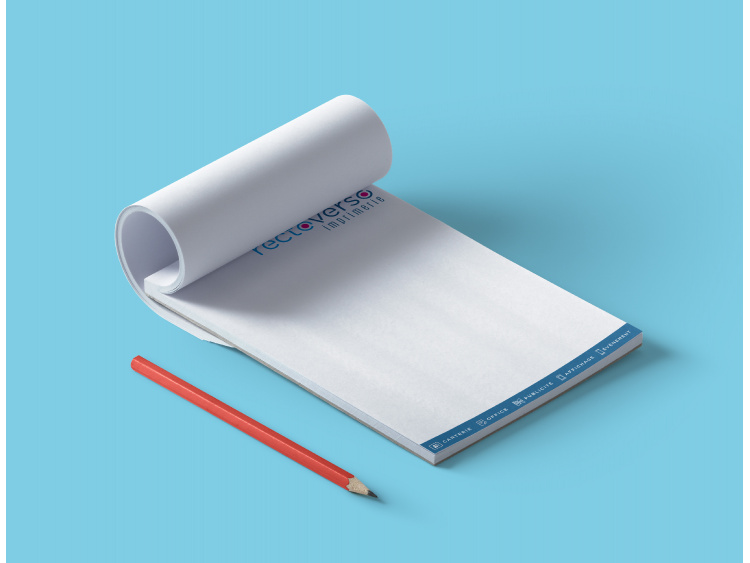 Bloc-Note Personnalisé A4 (21 x 29,7cm)
