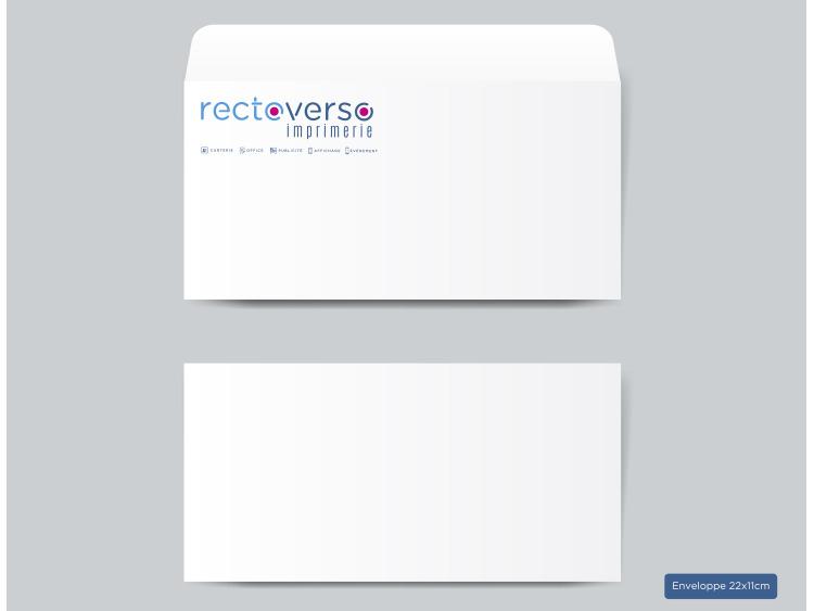 Enveloppes et Pochettes 110 x 220 mm (DL)